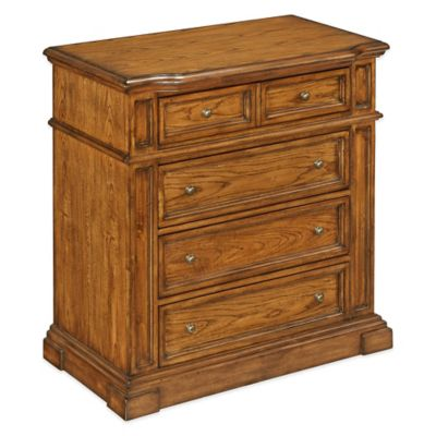Home Styles Americana Chest in Oak