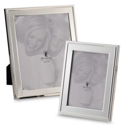 Classic Silver Plated 8-Inch x 10-Inch Frame