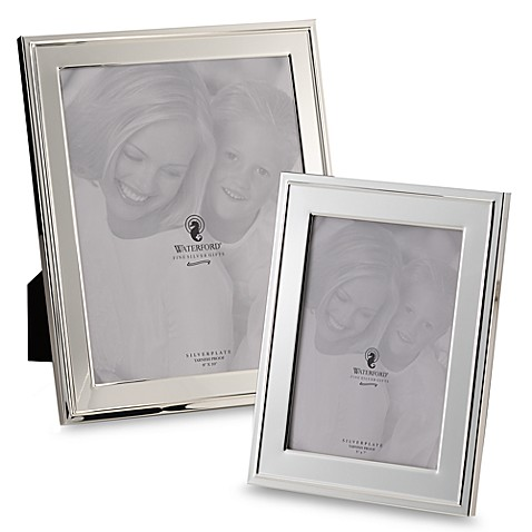 Classic Silver Plated 5-Inch x 7-Inch Frame