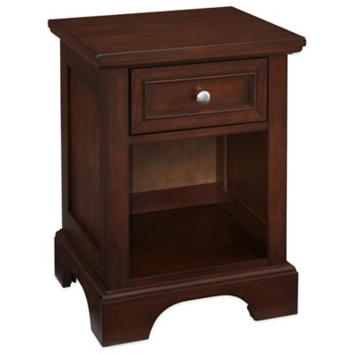 Home Styles Chesapeake Night Stand in Cherry