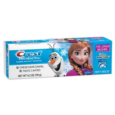 Crest® Pro-Health For Me™ 4.2 oz. Fluoride Anticavity Toothpaste for Kids in Minty Breeze