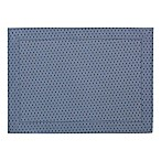 McKenna Microfiber Placemat in Blue