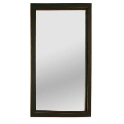 Holly & Martin® Roxburgh 22-Inch x 36-Inch Rectangular Wall Mirror in Black