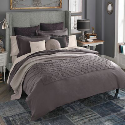 Beekman 1802 Bellvale Queen Pillow Sham in Dusk