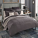 Beekman 1802 Bellvale Queen Duvet Cover in Dusk