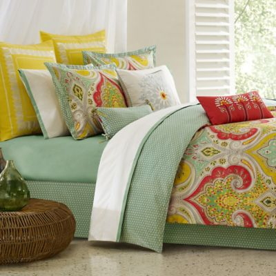 Echo Design™ Jaipur Twin Comforter Set in Multi