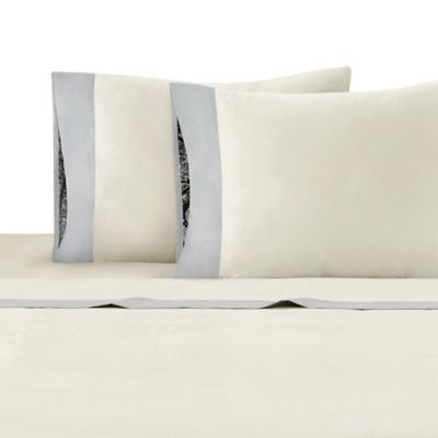 Echo Design™ Caravan Twin Sheet Set in Onyx