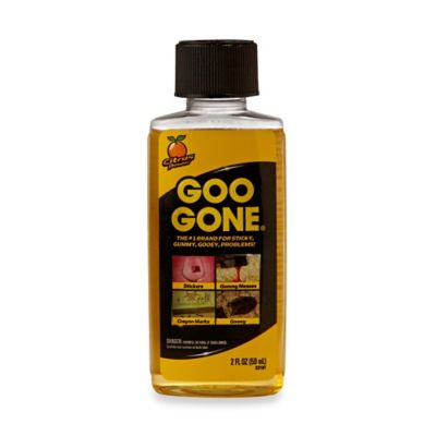 Goo Gone Cleaning