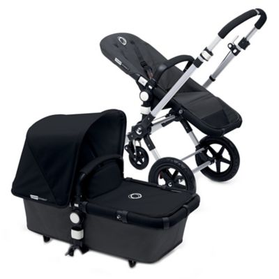 Bugaboo Cameleon3 2015 Base Stroller in Aluminum/Dark Grey