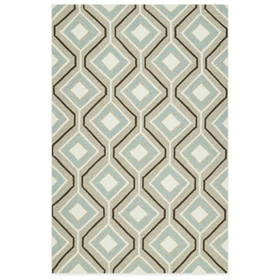 4 x 6 Brown Area Rug