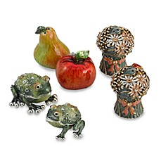 Quest Gifts and Design Salt and Pepper Shaker Sets