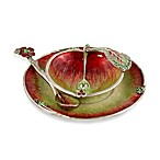 3-Piece Apple Honey Dish