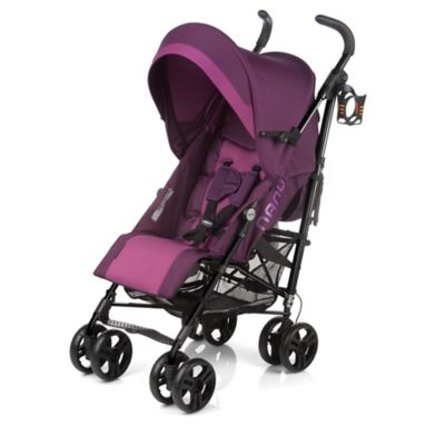 Jane Nanuq Lightweight Umbrella Stroller in Lilac