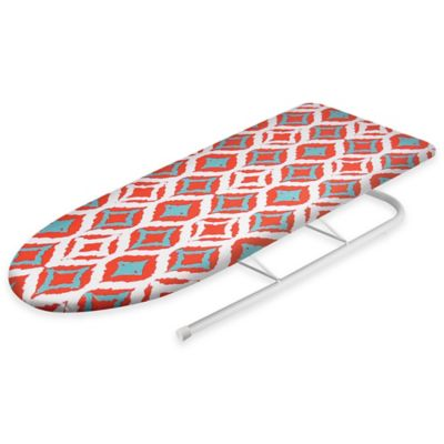 Honey-Can-Do® Tabletop Ironing Board in Ikat