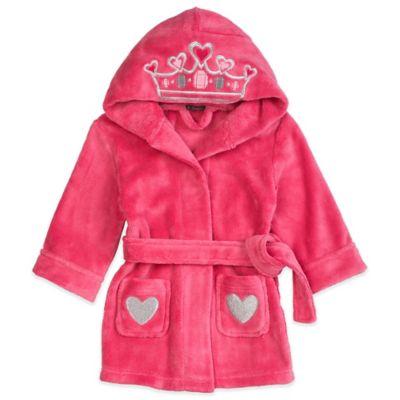 Petit Lem™ Size 2T Princess Hooded Bathrobe in Pink