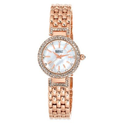 Rose Goldtone Women's Watches