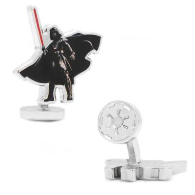 Star Wars™ Enameled Comic Darth Vader Cufflinks