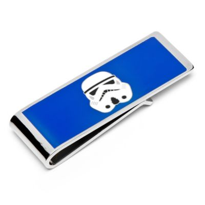 Star Wars™ Silver-Plated Storm Trooper Money Clip