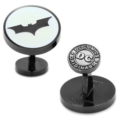 DC Comics™ Glow-In-The-Dark Dark Knight Batman Signal Cufflinks