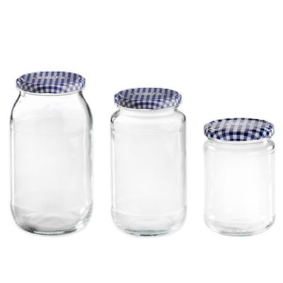 Kilner® Glass 1.5 oz. Twist Top Jar