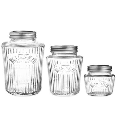 Dishwasher Safe Preserve Jar