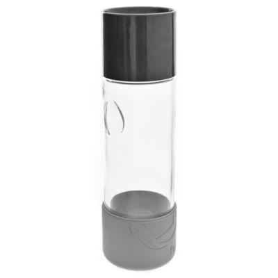 Full Circle Daytripper Glass Water Bottle in Blackberry