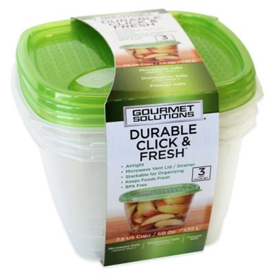 Lock and Lock Food Storage