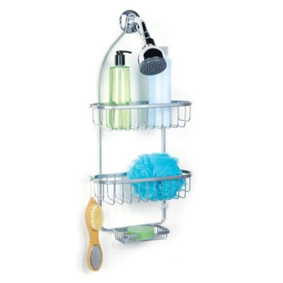 Chrome Shower Organizers