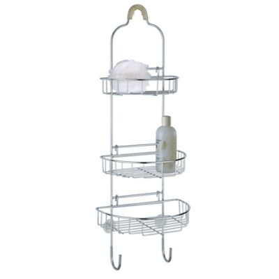 Adjustable Shower Caddy in Chrome