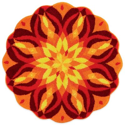 Grund® Knowledge of Self 2-Foot 8-Inch Round Bath Rug