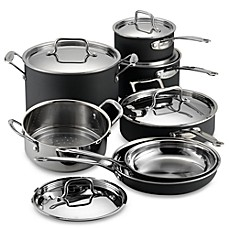 Cuisinart® MultiClad Unlimited™ 12-Piece Cookware Set and Open Stock