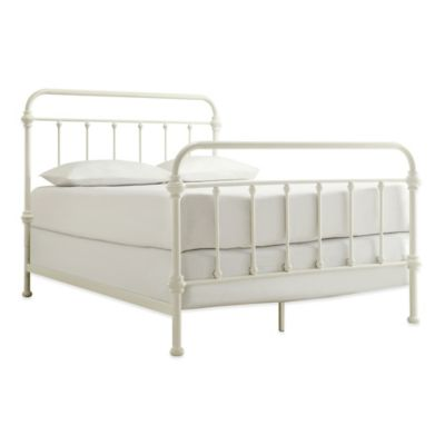 Verona Home Marcie Twin Bed in White