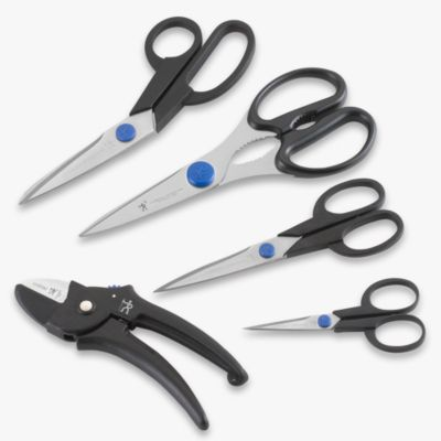 J.A. Henckels International 5-Piece Scissor Set