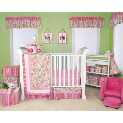 Trend Lab® Paisley Park 7-Piece Crib Bedding Set