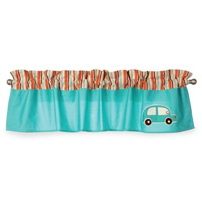 Trend Lab® Vroom La La Window Valance