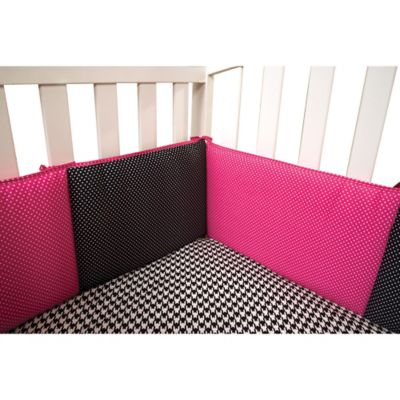 Trend Lab® Serena 4-Piece Crib Bumper Set