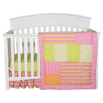 Trend Lab® Savannah 3-Piece Crib Bedding Set