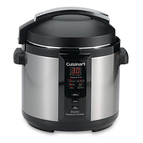 Cuisinart® 6-Quart Electric Pressure Cooker