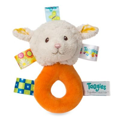 Taggies™ Mary Meyer Barnyard Lamb Rattle