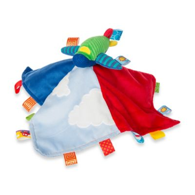 Taggies™ Mary Meyer Wheelies Airplane Character Blanket