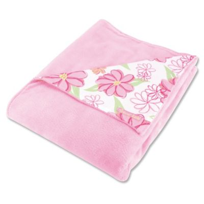 Trend Lab® Hula Baby 2-Layer Receiving Blanket