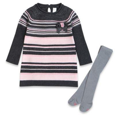 Dress and Tights Set