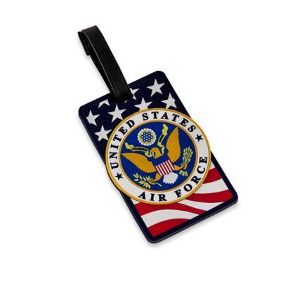 US Air Force Bag Tag