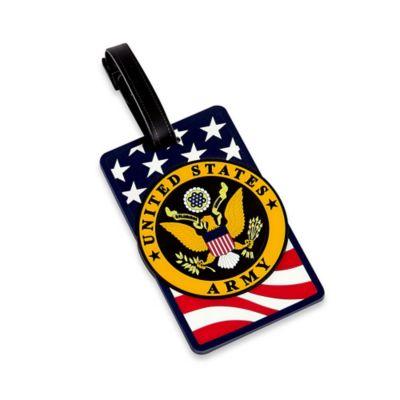 US Army Bag Tag