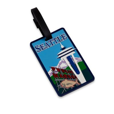 Seattle Bag Tag