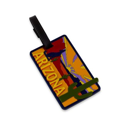 Arizona Bag Tag