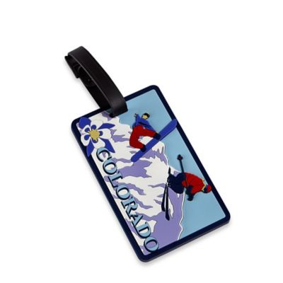 Colorado Bag Tag