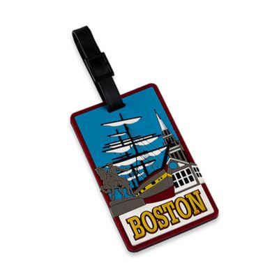 Boston Bag Tag
