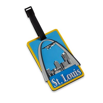 St. Louis Bag Tag