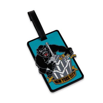 NY-Gorilla Bag Tag
